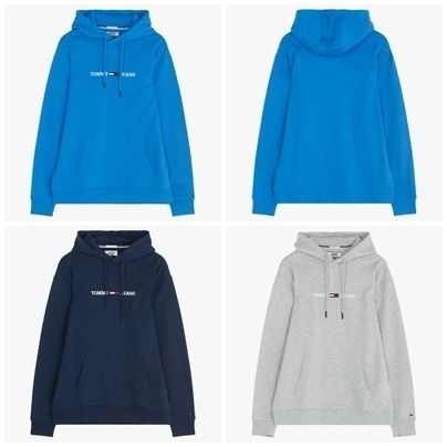 Tommy Hilfiger Hoodies Long Sleeves Cotton Hoodies