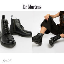 Dr Martens Plain Toe Casual Style Plain Leather Ankle & Booties Boots