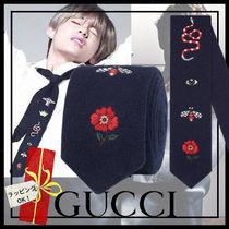 GUCCI Wool Special Edition Bold Ties