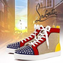 8bdf3ecfd40 GUCCI Ace 2018 SS Stripes Blended Fabrics Street Style Other Animal ...