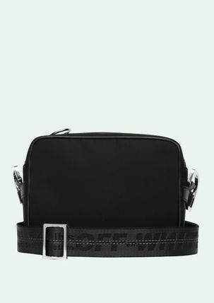 Off-White Messenger & Shoulder Bags Unisex Street Style Messenger & Shoulder Bags 2