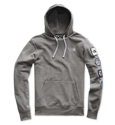 THE NORTH FACE Hoodies Pullovers Sweat Street Style Long Sleeves Plain Hoodies 2