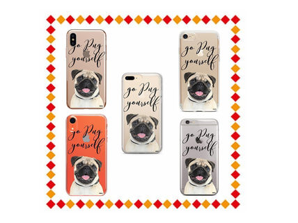 Unisex Street Style Other Animal Patterns Smart Phone Cases