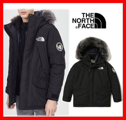 Unisex Street Style Down Jackets