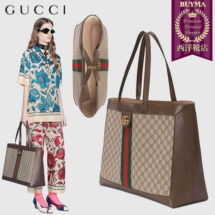 b1c435922d8 GUCCI Ophidia 2019 SS Totes (547947 9IK3T 8745) by EU SHOES - BUYMA