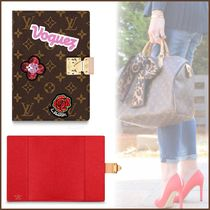 Louis Vuitton MONOGRAM Blended Fabrics Planner