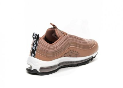 Nike AIR MAX 97 2019 SS Casual Style Street Style Plain Leather Low Top Sneakers (AR7621 200)