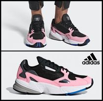 adidas FALCON Casual Style Street Style Low-Top Sneakers