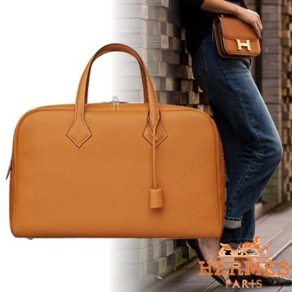 b6443528600e7 ... HERMES Luggage   Travel Bags Unisex 1-3 Days Soft Type Carry-on Luggage  ...