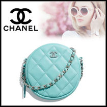 CHANEL Chain Party Style Shoulder Bags