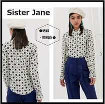 Sister Jane Star Long Sleeves Shirts & Blouses