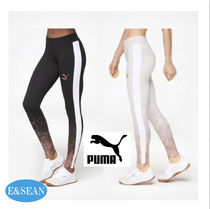 PUMA Casual Style Street Style Long Bottoms
