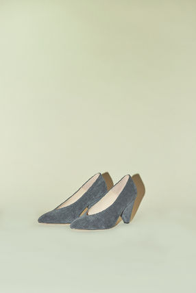 Rouje Pointed Toe Plain Elegant Style Pointed Toe Pumps & Mules 5