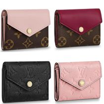Louis Vuitton Monogram Leather Card Holders