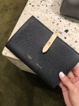 CELINE Strap Long Wallets