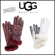 UGG Australia Plain Bold Smartphone Use Gloves