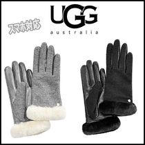 UGG Australia Plain Smartphone Use Gloves