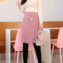 Pencil Skirts Medium Elegant Style Midi Skirts