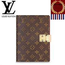 Louis Vuitton MONOGRAM Unisex Planner