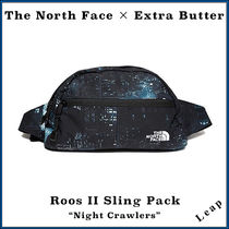 THE NORTH FACE Street Style Collaboration Bags