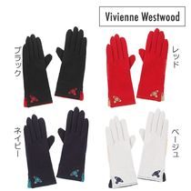 Vivienne Westwood Plain Smartphone Use Gloves