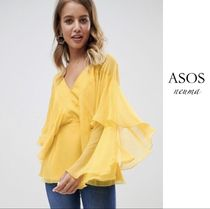 ASOS Casual Style Long Sleeves Shirts & Blouses