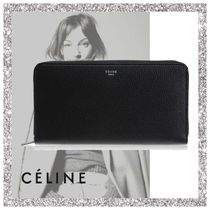 CELINE Plain Long Wallets
