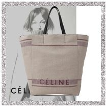 CELINE Canvas Totes