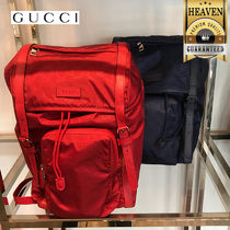 GUCCI Men s Backpacks  Shop Online in US   BUYMA 08d667bf4e62