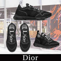 DIOR HOMME Plain Sneakers