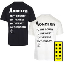 MONCLER Collaboration Cotton T-Shirts