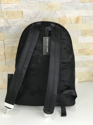 Michael Kors Backpacks Nylon A4 Backpacks 4