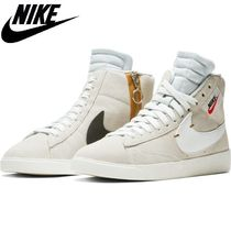 Nike BLAZER Casual Style Unisex Low-Top Sneakers
