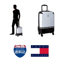 Tommy Hilfiger Unisex Street Style 1-3 Days Hard Type TSA Lock Carry-on