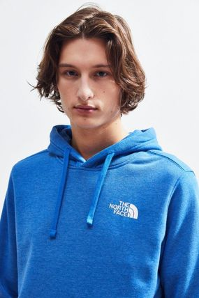 THE NORTH FACE Hoodies Pullovers Unisex Street Style Long Sleeves Plain Hoodies 6