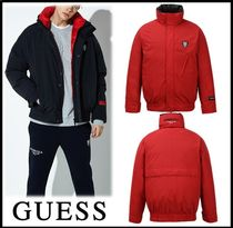 Guess Street Style Down Jackets