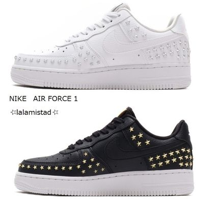 Nike Low-Top Star Casual Style With Jewels Low-Top Sneakers