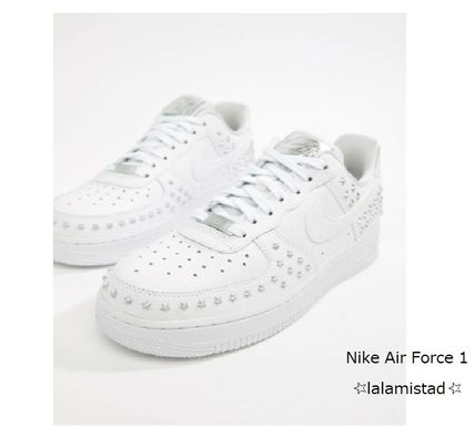 Nike Low-Top Star Casual Style With Jewels Low-Top Sneakers 2