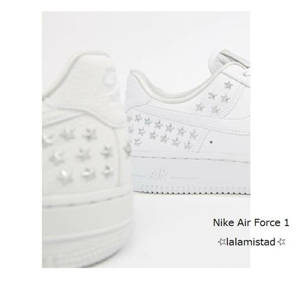 Nike Low-Top Star Casual Style With Jewels Low-Top Sneakers 3