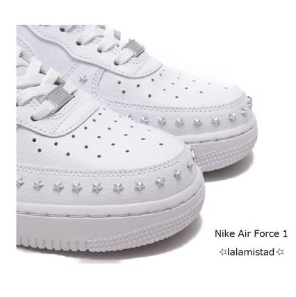 Nike Low-Top Star Casual Style With Jewels Low-Top Sneakers 4