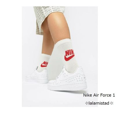 Nike Low-Top Star Casual Style With Jewels Low-Top Sneakers 6