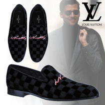 Louis Vuitton DAMIER Loafers & Slip-ons