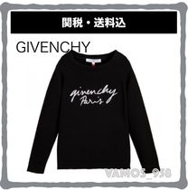 GIVENCHY Petit Street Style Kids Girl Tops