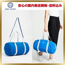 TORY SPORT Nylon Street Style 2WAY Plain Boston & Duffles