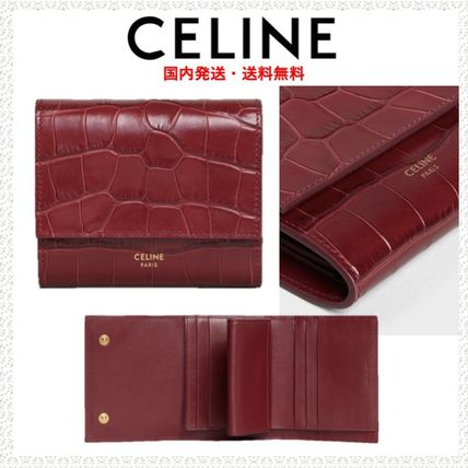 b344cfb3ee9 CELINE More Accessories Crocodile Plain Accessories 6 CELINE More  Accessories Crocodile Plain Accessories ...