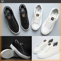 BOY LONDON Unisex Street Style Plain Low-Top Sneakers