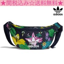 adidas Flower Patterns Casual Style Bags