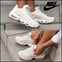 Nike AIR MAX 95 Casual Style Unisex Street Style Low-Top Sneakers
