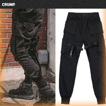 Crump Street Style Plain Joggers & Sweatpants