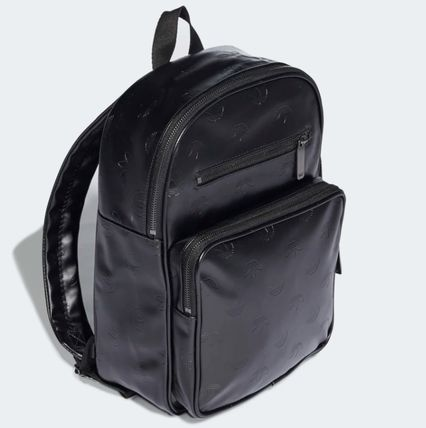 433674d6d4a adidas 2019 SS Casual Style Unisex Faux Fur A4 Backpacks by Oaktree ...